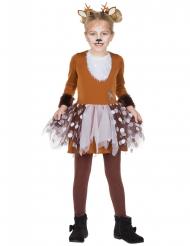 Costume piccola renna bambina