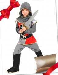 Cofanetto regalo travestimento e accessori da cavaliere medievale