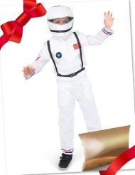 Cofanetto regalo travestimento e accessori da astronauta per bambino