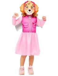 Costume e maschera da Skye Paw patrol™ per bambina