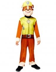 Costume e maschera da Rubble Paw patrol™ per bambino