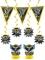 Kit decorazione di Batman™ 7 pezzi