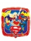 Palloncino in alluminio DC Super Hero Girls™