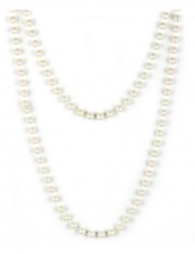 Collana lunga di perle donna