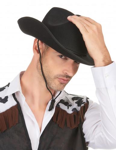 Cappello da cowboy adulto-2