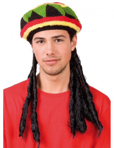 Cappello rasta adulti