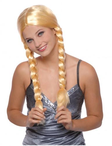 Parrucca Eva bionda donna