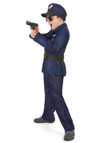 Costume poliziotto deluxe bambino-1