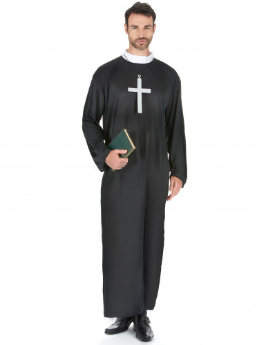 Costume prete uomo