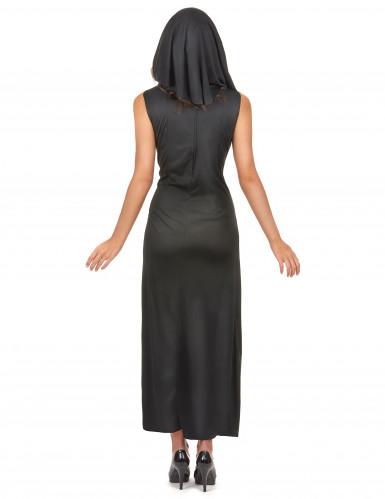 Costume suora sexy donna-2