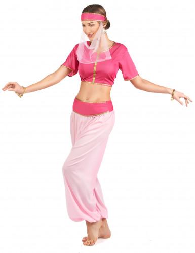 Costume da ballerina orientale per donna