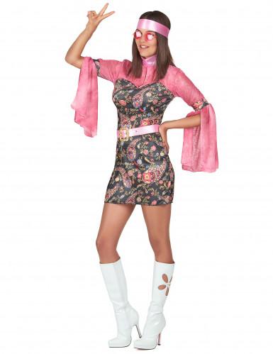 Costume hippie orientale donna-1