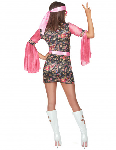 Costume hippie orientale donna-2