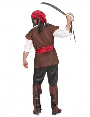 Costume classico da pirata uomo-1