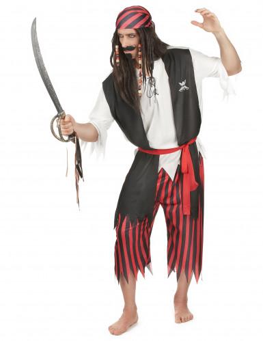 Costume da pirata leggendario per uomo-1