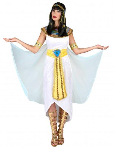 Costume bellissima regina d'Egitto donna