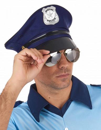 Cappello da poliziotto adulto-1