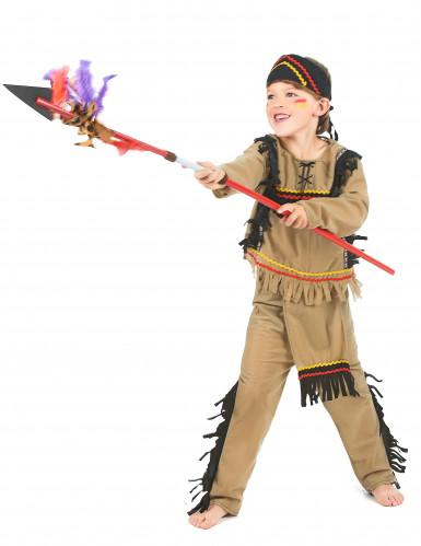 Costume indiano guerriero bambino-1