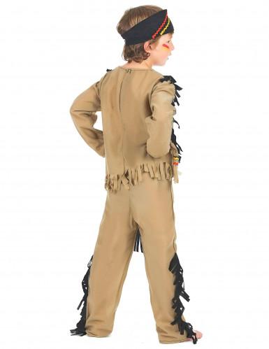 Costume indiano guerriero bambino-2