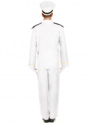 Costume ufficiale della marina uomo-2