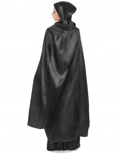 Mantello da Vampiro nero adulto Halloween-2