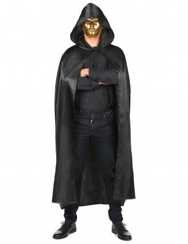 Mantello da Vampiro nero adulto Halloween-3