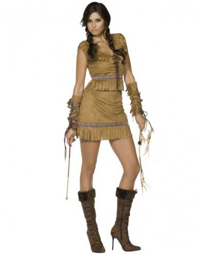 Costume indiana sexy donna