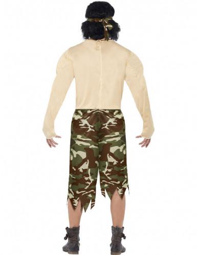 Costume da militare combattente per uomo-2