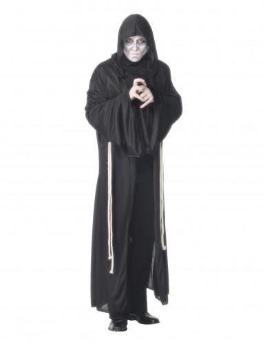 Costume monaco lugubre uomo Halloween