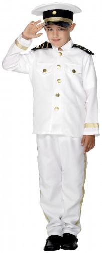 Costume comandante dell'aviazione bambino