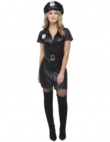 Costume poliziotta biricchina per donna