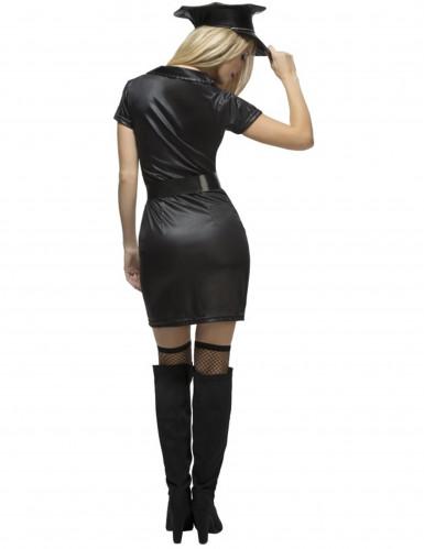 Costume poliziotta biricchina per donna-2
