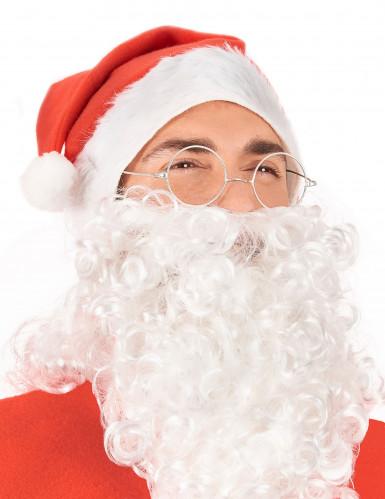 Occhiali da Babbo Natale adulti-1