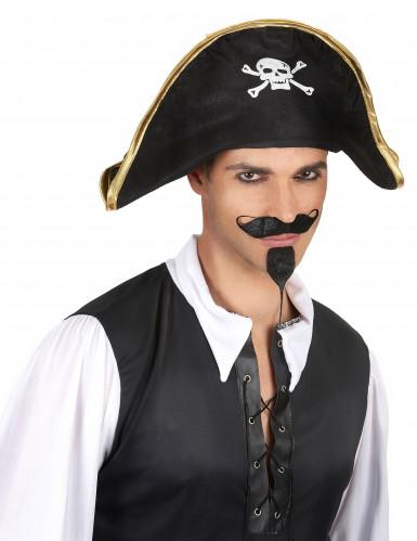 Cappello da capo dei pirati adultO-1
