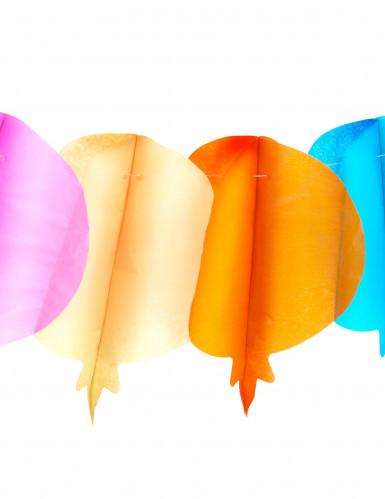 Ghirlanda palloncini di carta-1