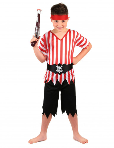 Costume da marinaio pirata bambino