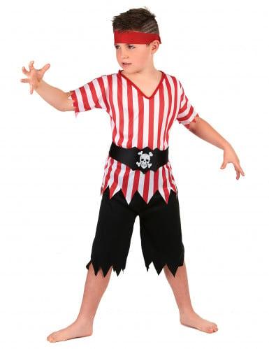 Costume da marinaio pirata bambino-1