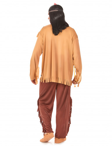 Costume indiano viso pallido uomo-1