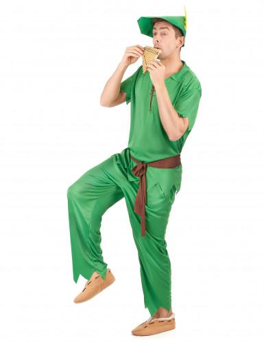 Costume da ragazzo dell'Isola fantastica per adulto-1