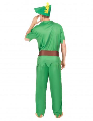 Costume da ragazzo dell'Isola fantastica per adulto-2