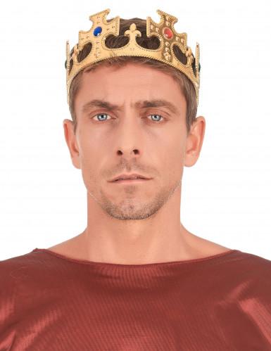 Corona in oro per uomo-2