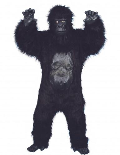 Costume gorilla uomo