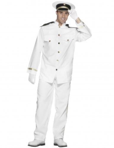 Costume capitano della marina uomo