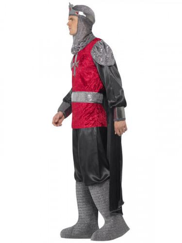 Costume da cavaliere medievale per uomo-2
