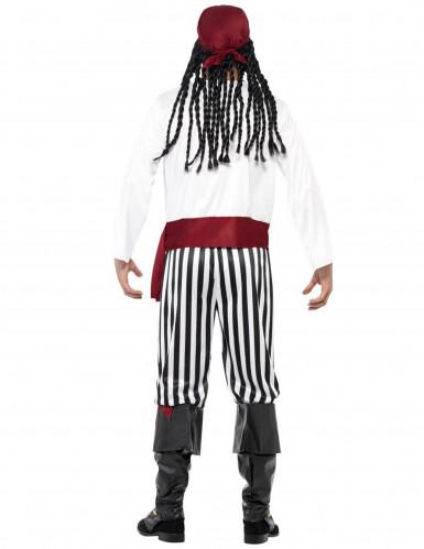 Costume da pirata del sud per uomo-1