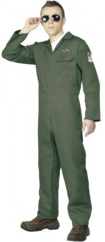 Costume pilota di caccia uomo