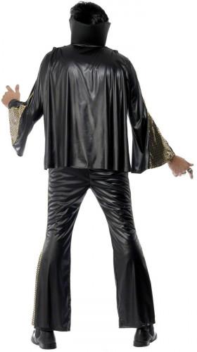 Costume in nero Elvis Presley™ uomo-1
