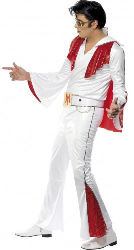 Costume Elvis Presley™ uomo - Premium-2