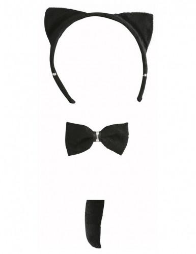 Set gatto nero adulto-1