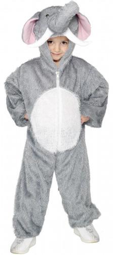 Costume elefante bambino